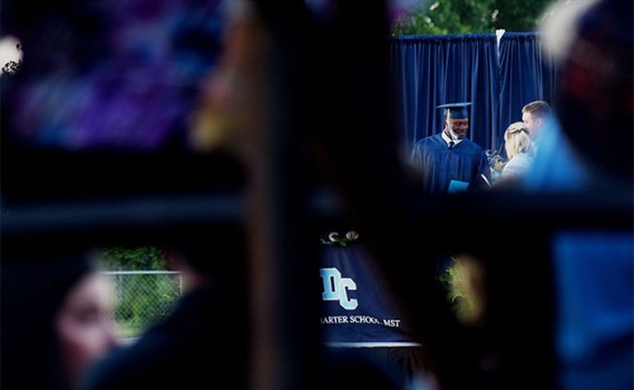 28 Delta Charter Students Graduate To Next Chapter In Life